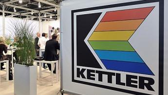 Die Marke Kettler bleibt am Markt für Gartenmöbel