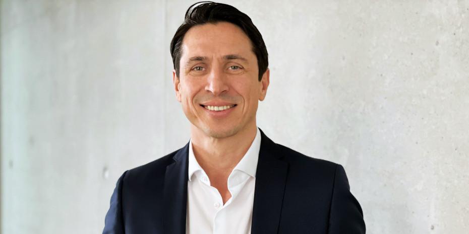"""""""Es passt alles"""": Gloria-Geschäftsführer Andre Kirchesch."""