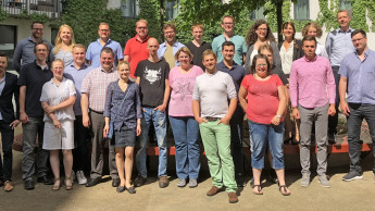 Die NBB-Juniorentagung fand in Berlin statt