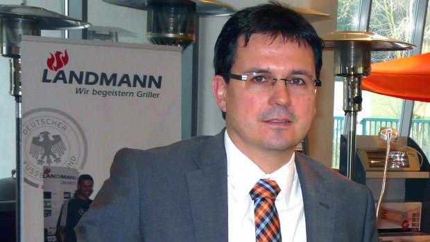 Landmann-Geschäftsführer Andreas Krebs
