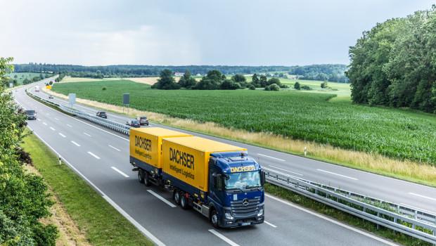 Road Logistics war auch 2019 der Wachstumsmotor von Dachser.