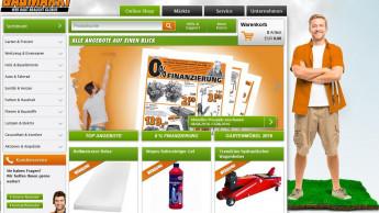 Online-Shop von Globus Baumarkt macht Umsatz wie ein Baumarktstandort