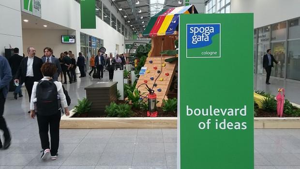 Die Aussteller waren mit dem ersten Tag der diesjährigen Spoga+Gafa in Köln zufrieden.