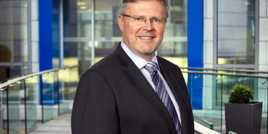 Dr. Jürgen Waldorf, Geschäftsführer licht.de, ZVEI-Geschäftsführer