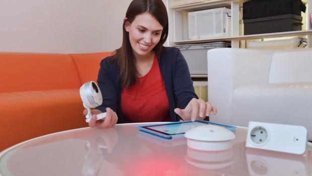 Eine Mehrzahl der Deutschen würde ihr Zuhause gern intelligent vernetzen. Foto: RWE
