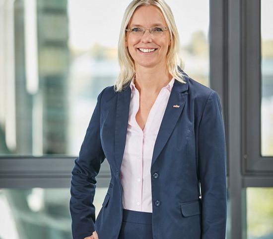 Nicole Averesch, neue Holzland-Geschäftsführerein ab 1. Juni 2019.
