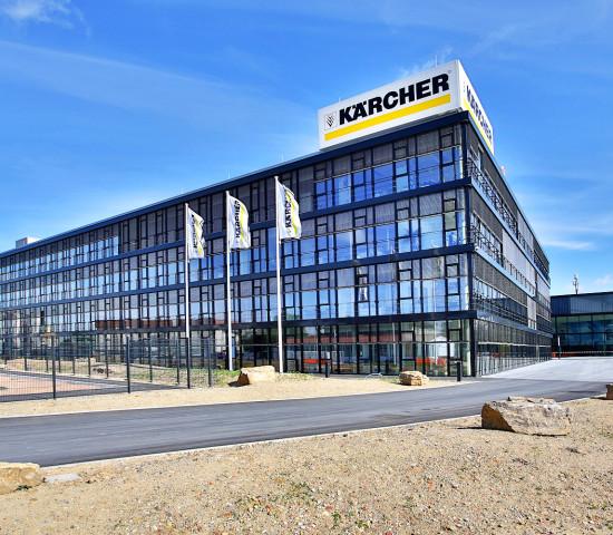 Kärcher-Areal