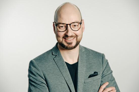 Jan Roman Redeker, Marketingleiter DACH Weber-Stephen