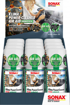 Sonax, Klima Power Cleaner Air Aid