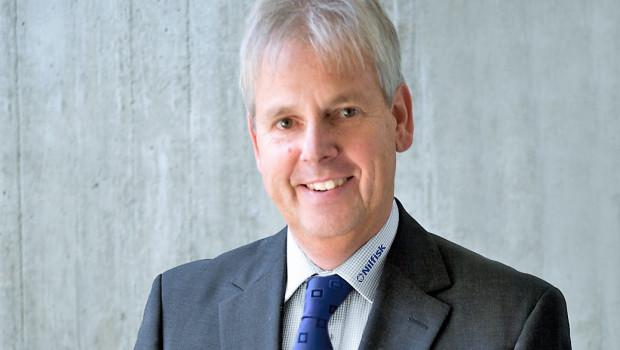 Reinhard Mann ist Senior Manager GAS-Region (Germany, Austria, Switzerland) von Nilfisk.