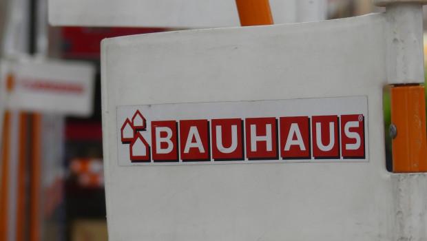 Unter den Baumarktbetreibern hat Bauhaus die zufriedensten Kunden.