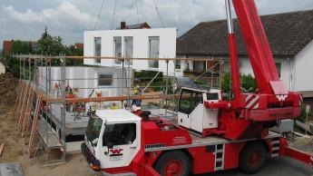 Bauwirtschaft rechnet weiterhin mit kräftigem Plus