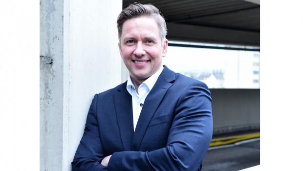 Werner Hansen ist Commercial Director bei der Dosen-Zentrale Züchner.