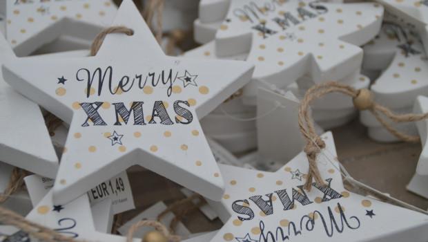 Noch 100 Mal aufwachen, dann kommt das Christkind: Da können die Weihnachtseinkäufe ja losgehen.