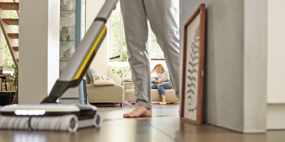 Der Hausputz sorgt in vielen deutschen Haushalten für Ärger.