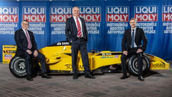 Liqui Moly sponsort Formel 1 bis 2022
