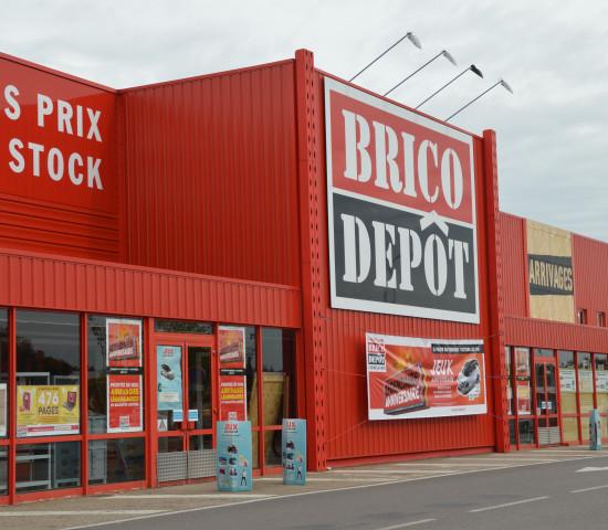 Die französischen Märkte der Vertriebslinie Brico Dépôt haben zugelegt.