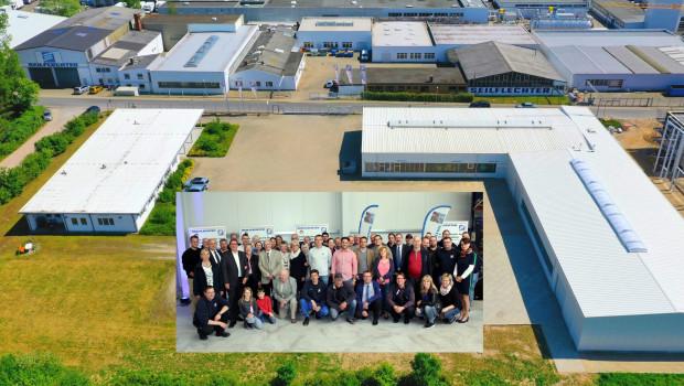 Seilflechter hat in Brunschweig seine neue Produktion eingeweiht.
