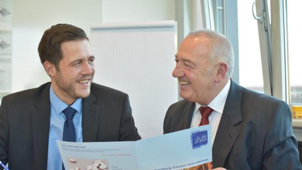 Sebastian Schmidt rückte zum Jahresbeginn in die Geschäftsführung der AS Industrievertretungen auf.