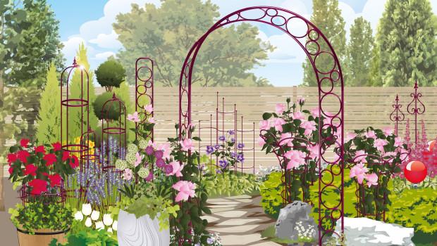 Takasho, Windsor-Garden-Serie