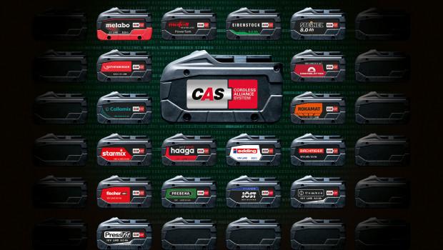 Der CAS gehören inzwischen 17 Hersteller an.