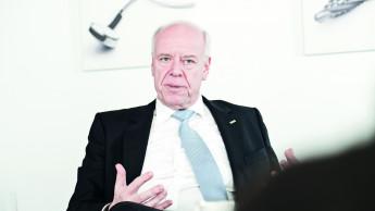 Jürgen Eversberg scheidet aus dem Unternehmen aus