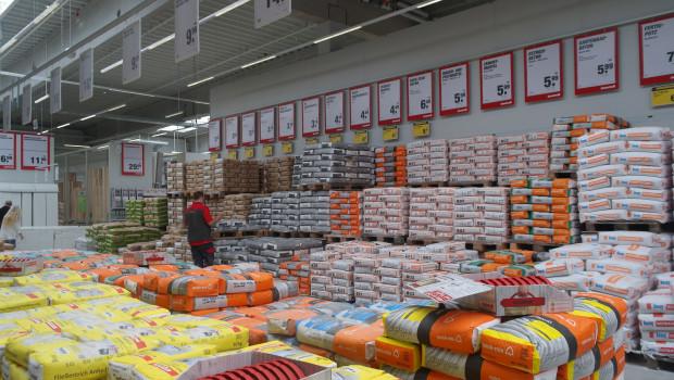 Der BHB meldet für die deutsche Baumarktbranche in den ersten neun Monaten dieses Jahres ein Umsatzplus von 0,8 Prozent.
