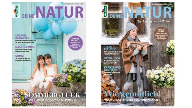 """""""Deine Natur"""" gilt als eines der reichweitenstärksten Kundenmagazine."""