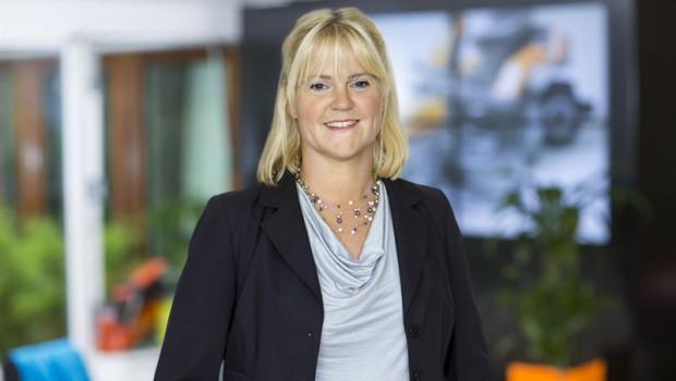 Sofia Axelsson leitet künftig als Senior Vice President das Ressort Communications, Brands & Marketing von Husqvarna.