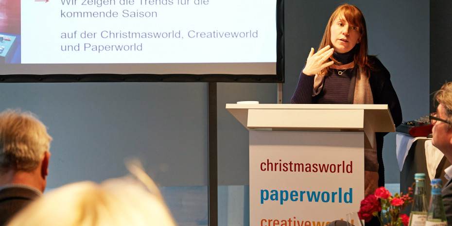 Messe Frankfurt, Consumer Goods, Julia Uherek