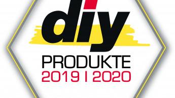 """Wenko und Alpina siegen bei den """"diy Produkten des Jahres 2019/2020"""""""