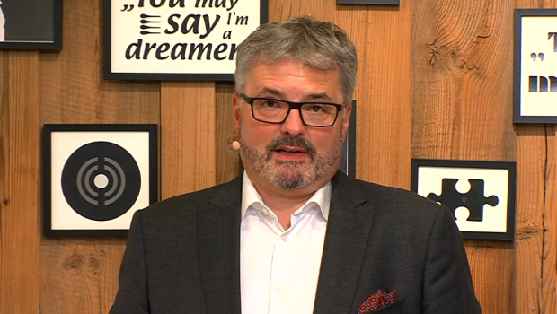 """""""Wir haben uns die Entscheidung keinesfalls leicht gemacht"""": BHB-Hauptgeschäftsführer Peter Wüst."""