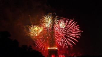 Deutschlands Verkaufszeitraum für Feuerwerk ist Tiefstwert