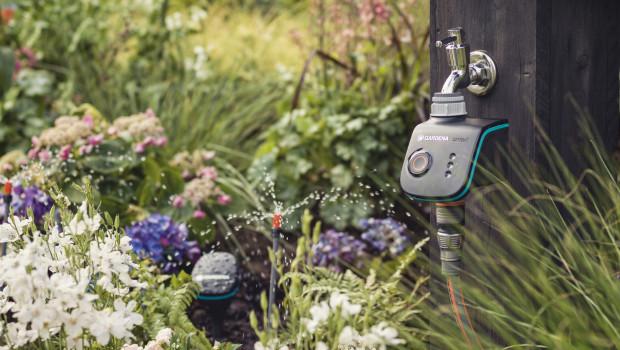 Gartenbewässerung war einer der Treiber des Gardena-Geschäfts im dritten Quartal.