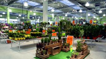 Hornbach schließt sein letztes Stand-alone-Gartencenter