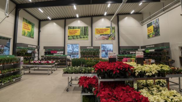 Sein Gartengeschäft will Byggmax deutlich ausweiten. Im ersten Quartal sind die Umsätze mit diesen Sortimenten um 70 Prozent gestiegen.