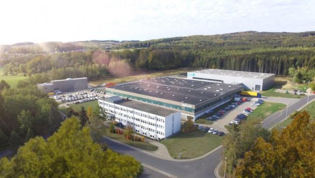 Firmensitz von Wolfcraft in Kempenich.