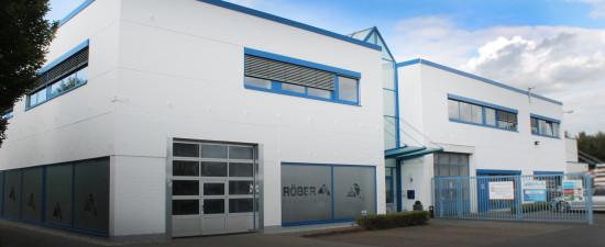 Röber hat sich auf die Herstellung von Kunststoffbedachungen und weiteren Kunststoffprodukten spezialisiert.