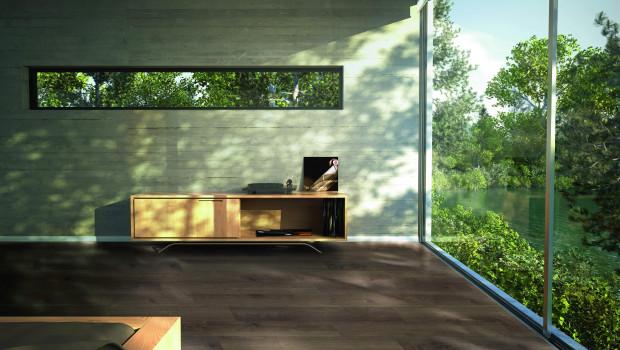 Parador, Eco Balance PUR, elastischer Bodenbelag