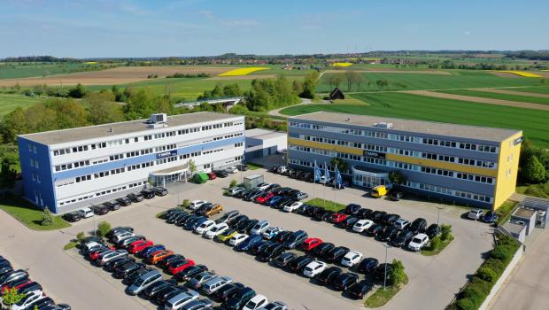 Standort Varta Consumer Batteries in Ellwangen.