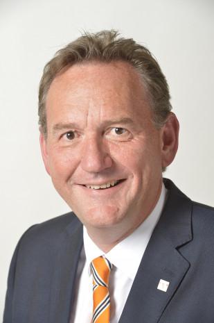 Peter Stechmann, Vorsitzender der Geschäftsführung, Alpina