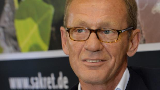 Peter Aping, Geschäftsführer der Sakret Trockenbaustoffe Europa GmbH & Co. KG, ist zufrieden mit dem Urteil des OLG Düsseldorf.