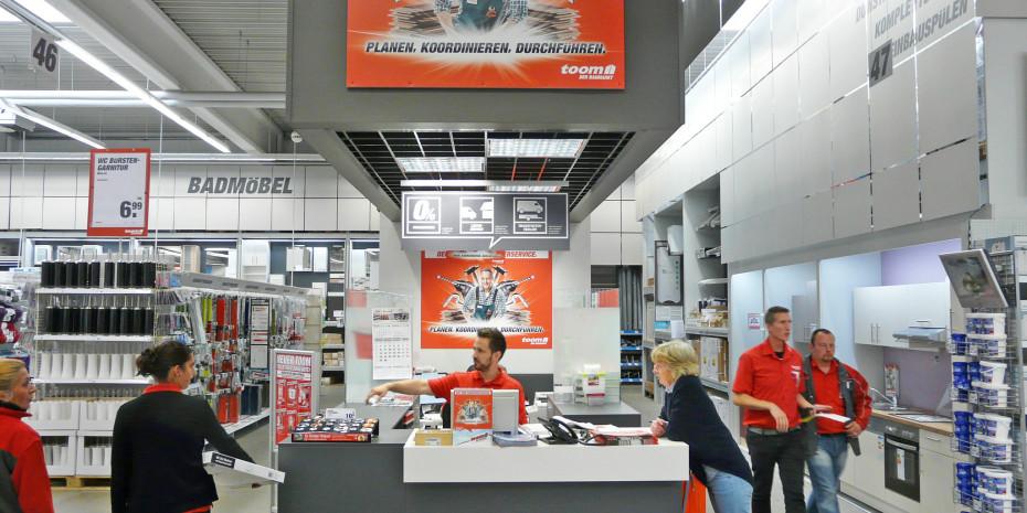 Toom, Umbau, Köln-Zollstock