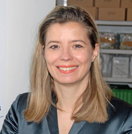 Martina Schimmel, Deutschland-Managerin, Zentrada