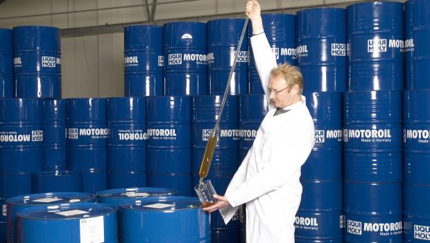 Liqui Moly meldet Rekordumsätze und hohe Investitionen, u. a. in seine Labore.