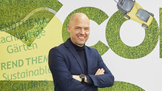 Spoga+Gafa-Chef Stefan Lohrberg wird Vertreter der grünen Branche im Projektgarten treffen.
