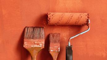 Markt für Bautenfarben wächst weiter, Industrielacke verlieren