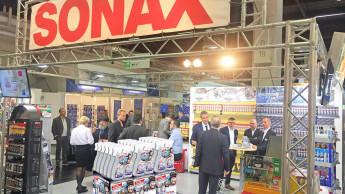 Sonax präsentierte vielseitiges Programm