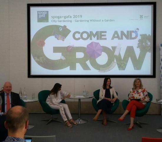 """Schwerpunkt der diesjährigen Spoga und Gafa in Köln ist das Thema """"City Gardening""""."""