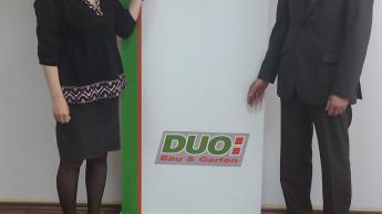 Baywa Franchisegeschäft in Bosnien unter der Marke DUO